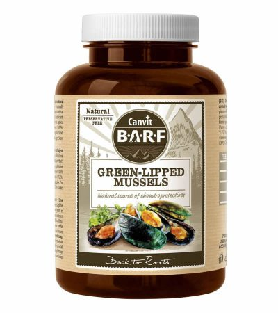 CANVIT - Canvit BARF Green-lipped Mussel 180 g