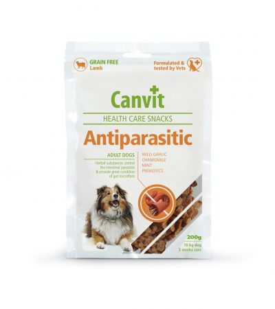CANVIT - Canvit Antiparasitic Snacks