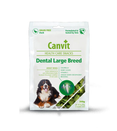 CANVIT - Canvit Dental Large Breed Snacks