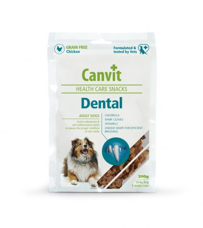 CANVIT - Canvit Dental Snacks