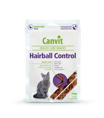 CANVIT - Canvit Hairball Control Snacks