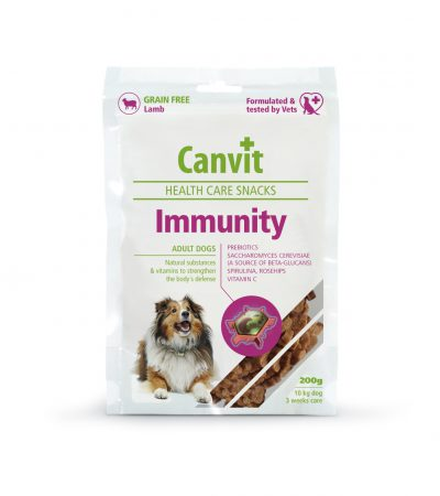 CANVIT - Canvit Immunity Snacks