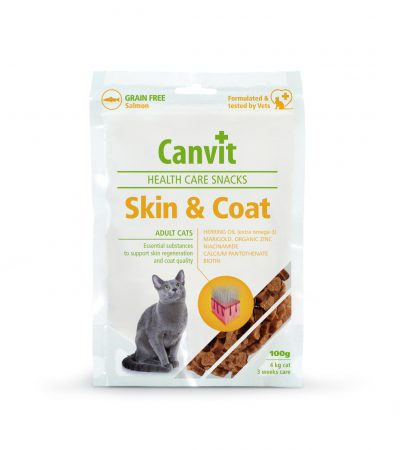 CANVIT - Canvit Skin&Coat Snacks